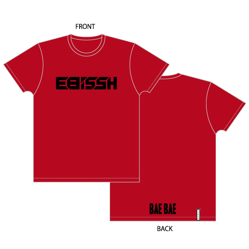 [ONE N' ONLY]EBiSSH Tシャツ #002