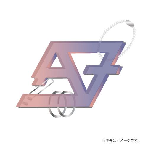 [SUPER★DRAGON]【AREA SD会員限定】18 EYES アクリルカラビナ(グラデver.)