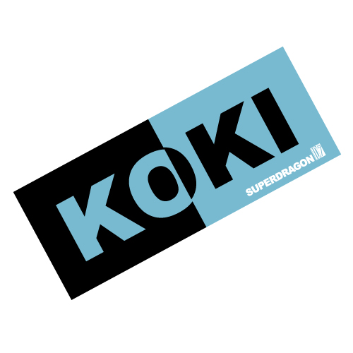 [SUPER★DRAGON]IDENTITY NINE メンバータオル(KOKI)