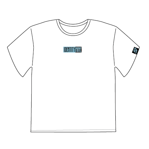 [SUPER★DRAGON]IDENTITY NINE BIG Tシャツ