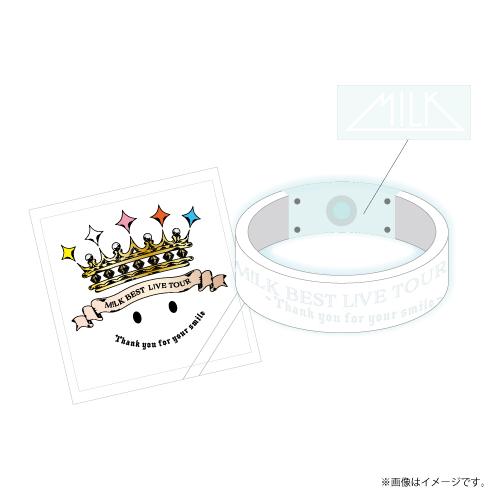 [M!LK]M!LK BEST L!VE TOUR Colorchange Light Bangle