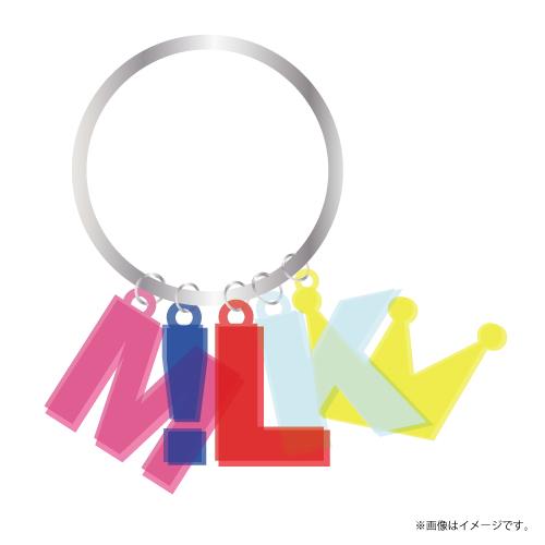 [M!LK]M!LK BEST L!VE Key Ring