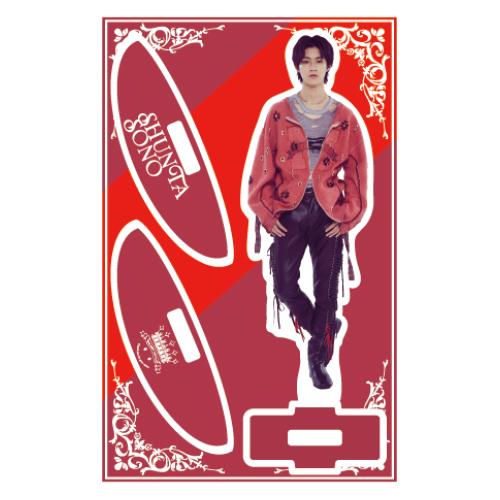 [M!LK]M!LK BEST L!VE TOUR Yurayura Acrylic Stand【曽野舜太】