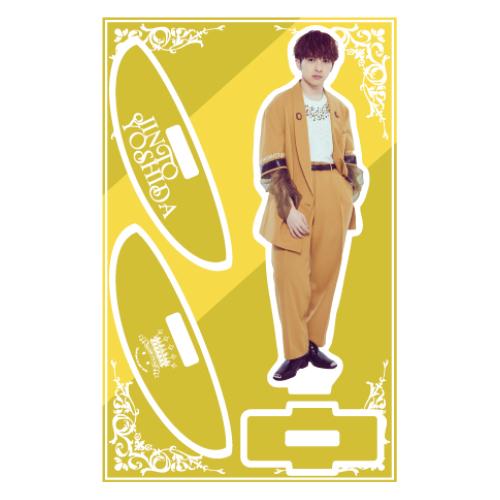 [M!LK]M!LK BEST L!VE TOUR Yurayura Acrylic Stand  【吉田仁人】