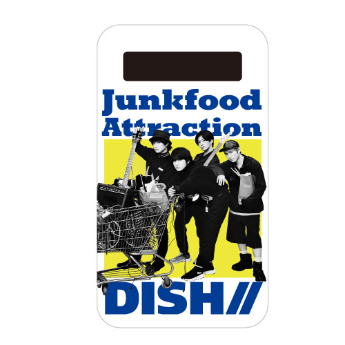 [DISH//]Junkfood Attraction Mobile Battery