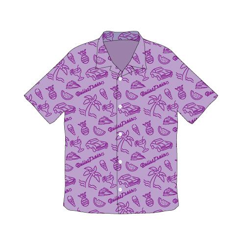 [超特急]2018 Summer Aloha Shirts(紫)