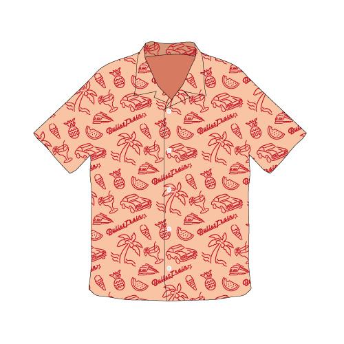 [超特急]2018 Summer Aloha Shirts(赤)