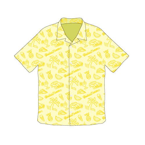 [超特急]2018 Summer Aloha Shirts(黄)