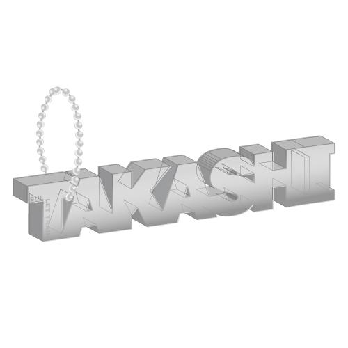 [超特急]BULLET TRAIN SUMMER GOODS'20 Clear acrylic 2way object(TAKASHI)