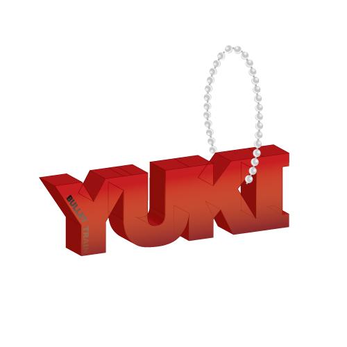 [超特急]BULLET TRAIN SUMMER GOODS'20 Clear acrylic 2way object(YUKI)