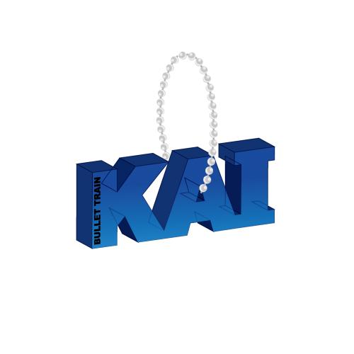 [超特急]BULLET TRAIN SUMMER GOODS'20 Clear acrylic 2way object(KAI)