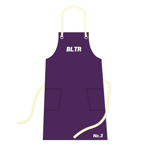 [超特急]BULLET TRAIN SUMMER GOODS'20 Apron(紫)