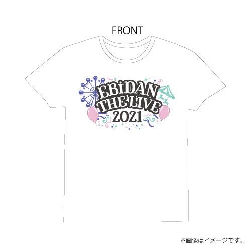 [EBiDAN]EBiDAN THE LIVE 2021 Tシャツ