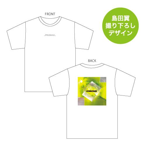 [PRIZMAX]Level8 CIRCUS Tシャツ【ホワイト】