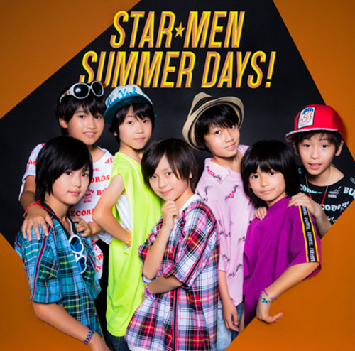 [スタメンKiDS] 1stシングル「STAR★MEN SUMMER DAYS!」(TYPE-A)