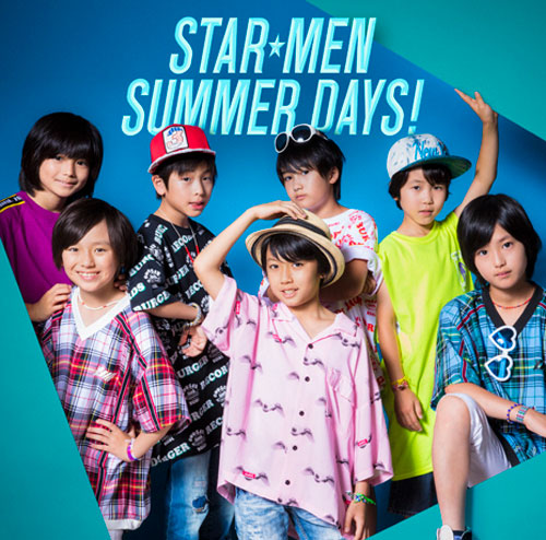 [スタメンKiDS] 1stシングル「STAR★MEN SUMMER DAYS!」(TYPE-B)