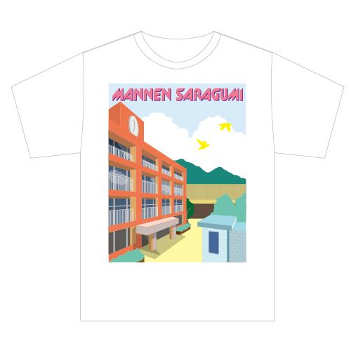 【FC会員限定】[DISH//]万年皿組Tシャツ