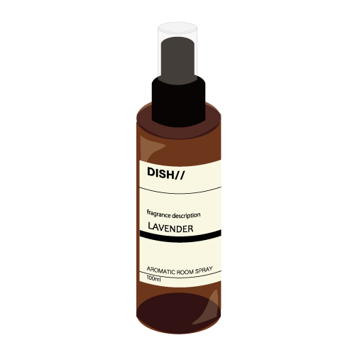 [DISH//]Tasty Activity Aromatic Room Spray LAVENDER (MASAKI)