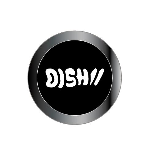 [DISH//]Tasty Activity Smartphone Ring  Produced by MASAKI【Black】