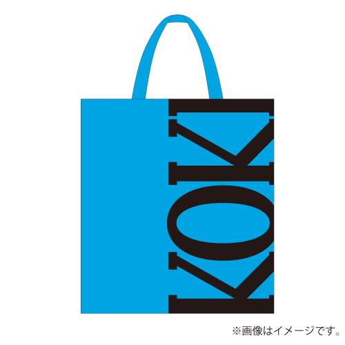 [SUPER★DRAGON]SIX DAY トートバッグ(KOKI)