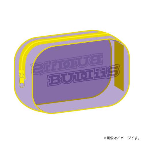 [BUDDiiS]BUDDiiS PVCパイピングポーチ