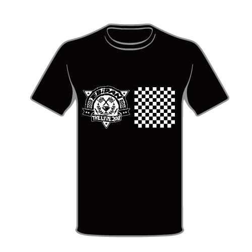[EBiDAN]EBiDAN THE LIVE 2018 Tシャツ【BLACK】