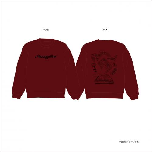 [超特急]MONOGATARI Longsleeve T-shirts