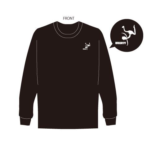 [ONE N' ONLY]HAYATO 21st BIRTHDAY ロングスリーブTシャツ