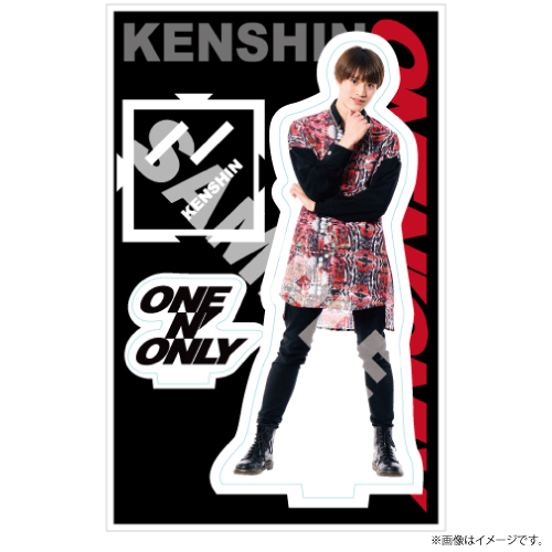 [ONE N' ONLY]ONE N' ONLY アクリルスタンド #001【KENSHIN】