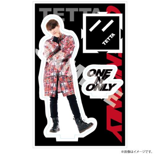 [ONE N' ONLY]ONE N' ONLY アクリルスタンド #001【TETTA】