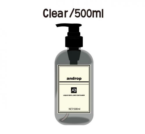 Dispenser【Clear/500ml】