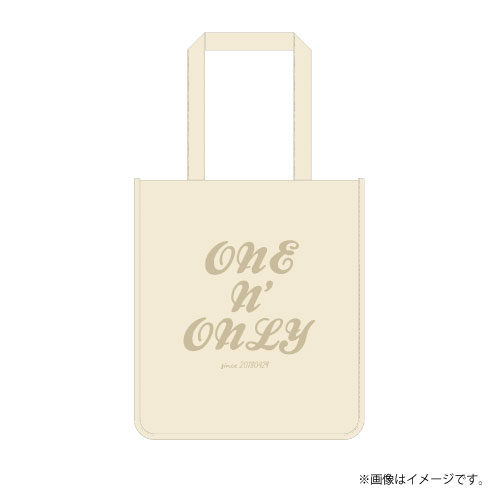 [ONE N' ONLY]ONE N' ONLY トートバッグ #001