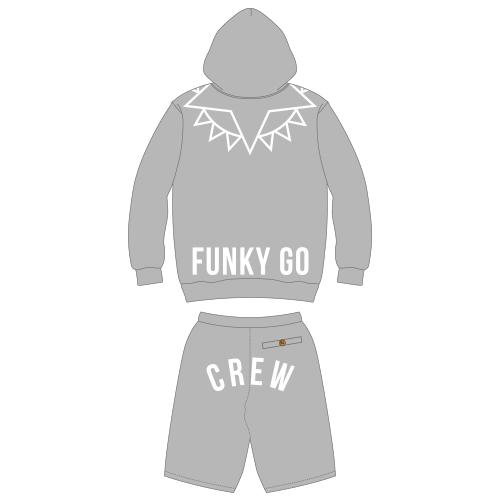 ≪ファンキー号CREW限定受注商品≫ファンキー加藤プロデュース セットアップ