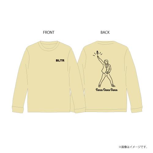 [超特急] Dance Dance Dance Longsleeve T-shirts(白)