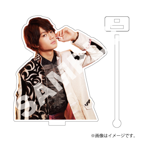 [M!LK]SEXY HALLOWEEN Acrylic Stick&Stand【佐野勇斗】