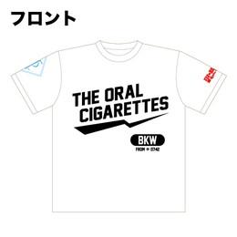 BKW!! SPORTS Tシャツ 2016/ホワイト