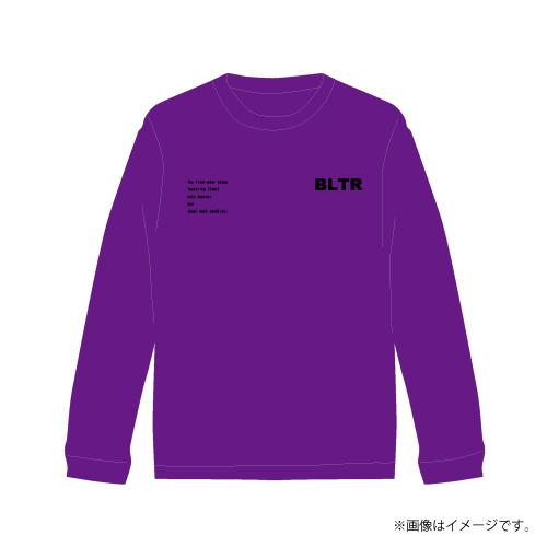 [超特急]Superstar Longsleeve T-shirts(紫)