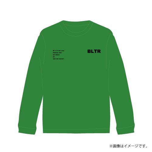 [超特急]Superstar Longsleeve T-shirts(緑)