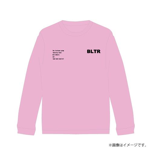 [超特急]Superstar Longsleeve T-shirts(桃)