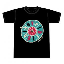 Tシャツ/ブラック