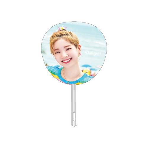 "TWICE POPUP STORE ""Twaii's Shop"" うちわ【DAHYUN】"