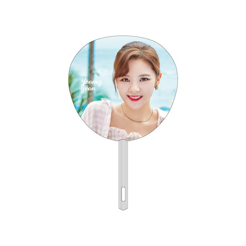 "TWICE POPUP STORE ""Twaii's Shop"" うちわ【JEONGYEON】"