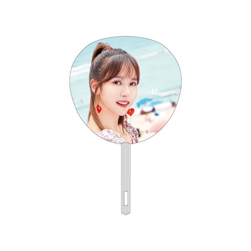 "TWICE POPUP STORE ""Twaii's Shop"" うちわ【MINA】"