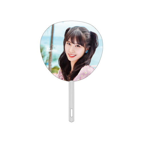 "TWICE POPUP STORE ""Twaii's Shop"" うちわ【MOMO】"