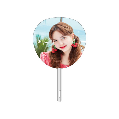 "TWICE POPUP STORE ""Twaii's Shop"" うちわ【NAYEON】"