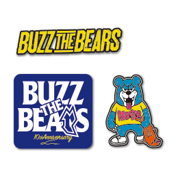 BUZZ THE BEARS ステッカーセット