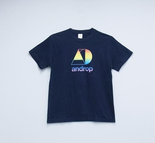 Tour T shirt #39 【Navy】