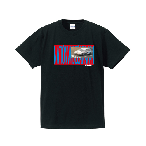 [DISH//]NATIONWIDE CARAVAN T-shirt 〜DISH// 全国47都道府県を巡る旅〜 スピード ver