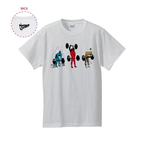 [DISH//]NATIONWIDE CARAVAN T-shirt 〜DISH// 全国47都道府県を巡る旅〜 パワー ver