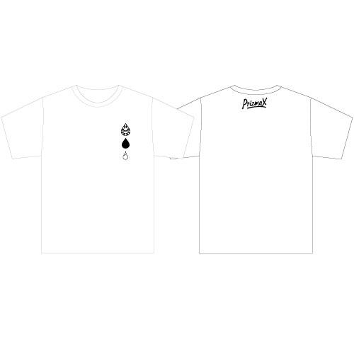 [PrizmaX]Level 6 Tシャツ ホワイト